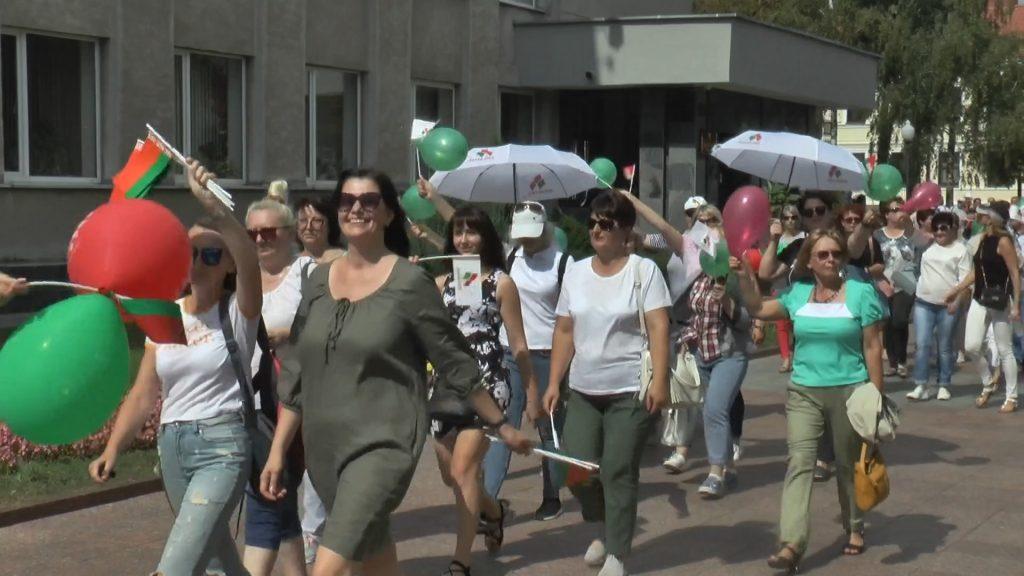 В Лиде 25 августа пройдет митинг «За Беларусь!» в поддержку мира, безопасности и спокойствия.