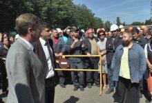 Photo of Встреча с трудовыми коллективами С. Ложечника и Д. Уляшко