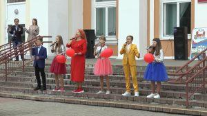 День знаний в этом году в школах Лидчины был особенным