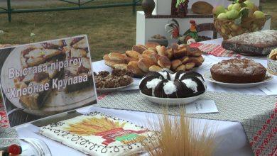 В агрогородке Крупово организовали праздник «Каравай у печы шукае сустрэчы»