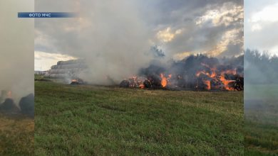 Два пожара и ликвидация последствий непогоды