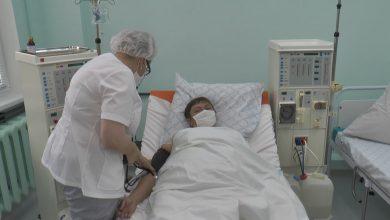 С 1-го сентября в Лиде снова принимает пациентов отделение программного гемодиализа