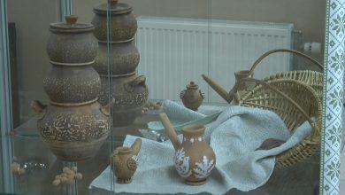 Лидский отдел ремесел и традиционной культуры приглашает на выставку авторских работ Елены Свидерской и Дарьи Юрчик