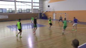 Лидская мини-футбольная команда выступает в высшей лиге