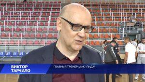 МФК «Лида» в первой своей игре в высшей лиге уступил «ВРЗ» со счетом 2:8
