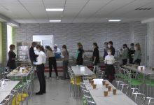 Photo of В 17-й лидской школе в новом учебном году ребята питаются в обновленной столовой