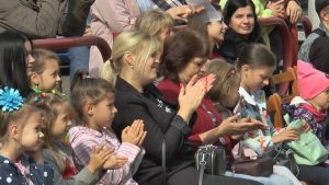 Неделя учреждений дополнительного образования в Лиде по традиции завершилась днями открытых дверей в них