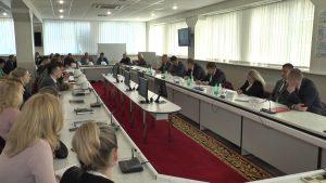 Сегодня Лиду посетил председатель Гродненского областного исполнительного комитета Владимир Караник