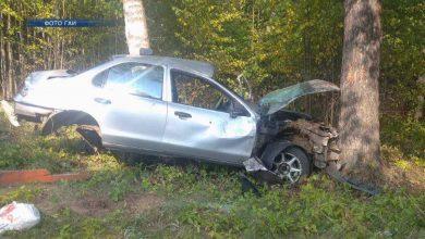 Photo of 15 сентября вблизи агрогородка Ёдки опрокинулся автомобиль
