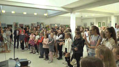 Лидской детской художественной школе искусств 10 лет