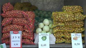 В Лиде открылся сезон сельскохозяйственных ярмарок