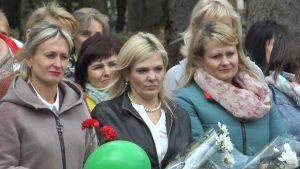 Педагоги Лидчины поддержали акцию «За Беларусь!»