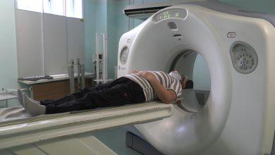 В Лиде в штатном режиме возобновил работу кабинет компьютерной томографии