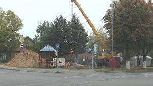 В Лиде реализуется 2 проекта по ее реконструкции и строительству