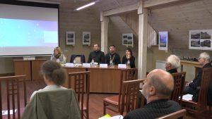 В Лидском замке прошла научно-практическая конференция «Историко-культурное наследие Лидчины»