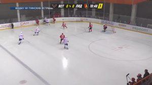 Хоккейный клуб «Лида» на выезде уступил «Пинским Ястребам»