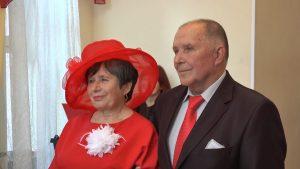Янина и Константин Янчевские торжественно отметили золотую свадьбу