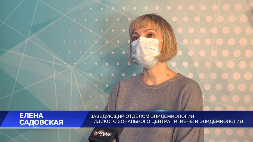Число заболеваний коронавирусной инфекцией в Лидском регионе растёт