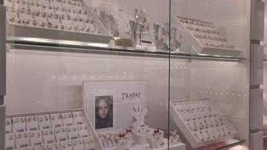 В Лиде открылся ювелирный магазин «7 Карат»
