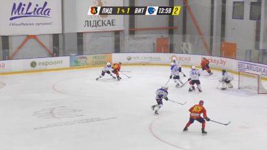Хоккейный клуб «Лида» обыграл «Витебск»