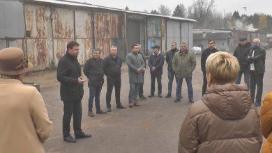 Председатель райисполкома Сергей Ложечник встретился с представителями малого и среднего бизнеса
