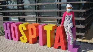 Семилетней Алене Стацевич начали проводить иммунотерапию