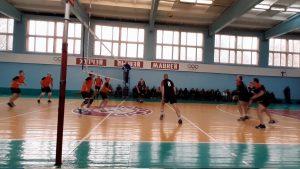 Определились победители районной рабочей спартакиады по волейболу среди мужских команд