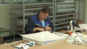 Лидский завод электроизделий функциорнирует в обычном режиме