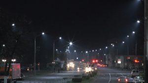 На улицах Лиды и Березовки заменили старые светильники