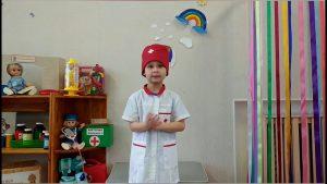 Воспитанники и педагоги детского сада №23 присоединились к проекту #спасибомедикам