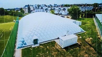 От Белорусской теннисной федерации поступило предложение построить в Лиде теннисный центр