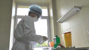 В регионе вакцинировано более 40% населения