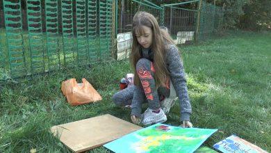 Работы участников областного конкурса-пленэра детского творчества имени Фердинанда Рущица будут представлены на выставке