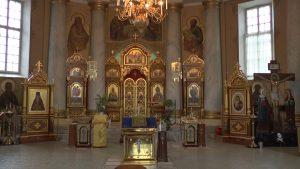 21-го ноября в православной церкви - День памяти святого Архистратига Божьего Михаила