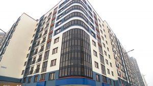 Квартиры в доме «Вальс» в квартале «Мировых танцев» жилого комплекса «Минск Мир»