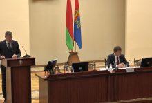 В Лидском районе подвели итоги социально-экономического развития региона за девять месяцев