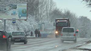 На улице Коммунистической возобновлено движение автотранспорта в обе стороны