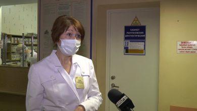 В поликлинике № 1 г. Лиды с 11 ноября возобновил работу кабинет рентгенографии.