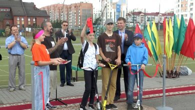 Молодежь #ЗаБеларусь!