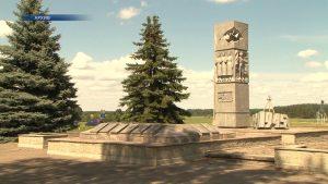 В Лидском районе ежегодно определяются памятники, связанные с событиями ВОВ, которые будут обновлены