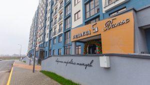 Престижный комплекс «Минск Мир» расширяется
