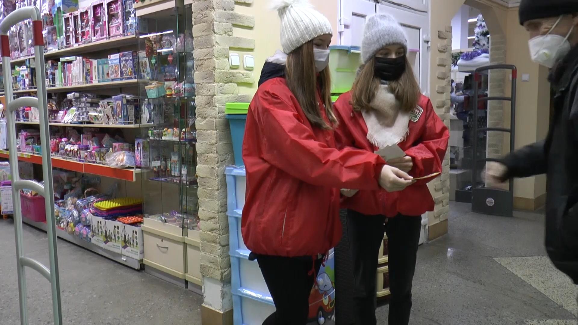 Благотворительная акция «Чудеса на Рождество» стартовала на Лидчине.