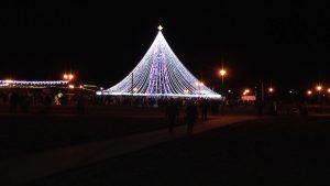 В Лиде дан старт рождественским и новогодним мероприятиям