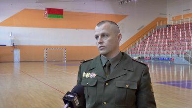 Сергей Заславский провёл сегодня в Лиде спортивно-патриотический семинар в рамках проекта «За сильную Беларусь»