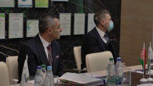 В Лиде на предприятии «Конус» провели диалоговую площадку
