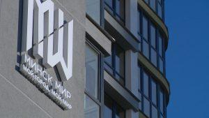 В столице в комплексе Minsk World сдан дом «Твист»
