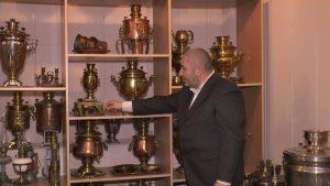 В Лидском историко-художественном музее работает выставка Андрея Фишбайна