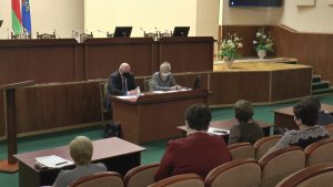 Депутаты Лидского районного Совета обсудили актуальные вопросы