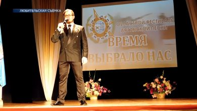 Лидчанин Богдан Мишкинь – дипломант XXII Областного фестиваля афганской песни «Время выбрало нас»