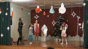 Благотворительный праздник для детей состоялся в Березовке